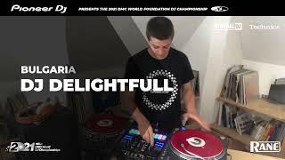 DJ DELIGHTFULL: 2021 DMC World FOUNDATION DJ Champion!