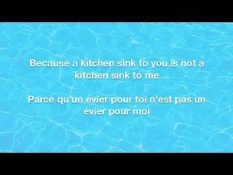Kitchen Sink - Twenty One Pilots Lyrics English/Français