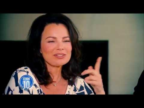 Fran Drescher Talks 'The Nanny' & Terrifying Home Invasion | Studio 10