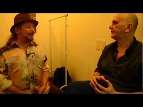 Geraldo e Mário Lago Filho conversam sobre Mário Lago