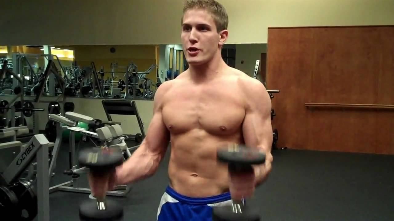 How To: Dumbbell Hammer Curl - YouTube