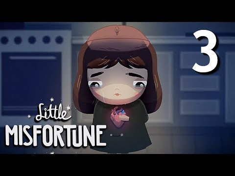 Little Misfortune - WE'RE HAVING FUN! Manly Let's Play [ 3 ]