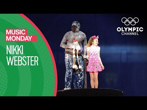 Nikki Webster - Under the Southern Skies @ Sydney 2000 Olympics | Music Monday