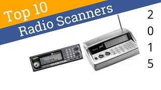 10 Best Radio Scanners 2015