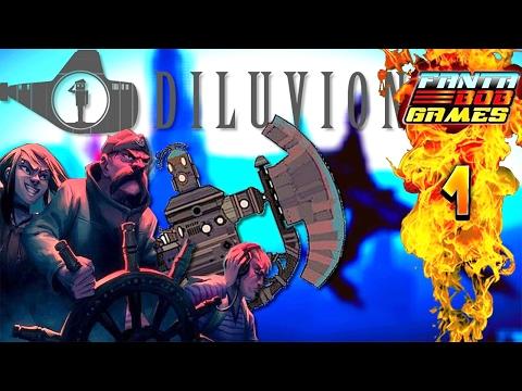 DILUVION - Ep.1 - AVENTURE SOUS MARINE ! - TheFantasio974 Gameplay PC FR