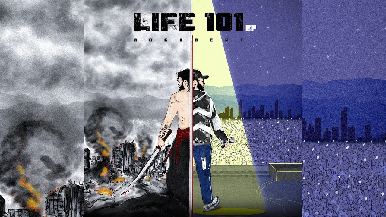 LIFE 101 EP | ROCKBEAT | JUKEBOX | TIKDI RECORDS