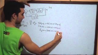 Pasar de diagrama de bloques a espacio de estado parte 1