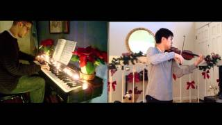 The Christmas Song (Chestnuts roasting on an Open Fire) - (Violin, piano) Ft. Kyle Landry