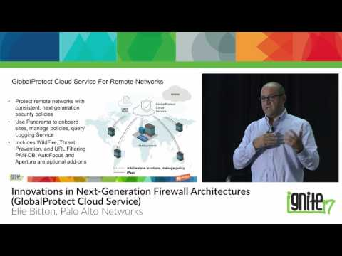 Innovations in Next-Generation Firewall Architectures