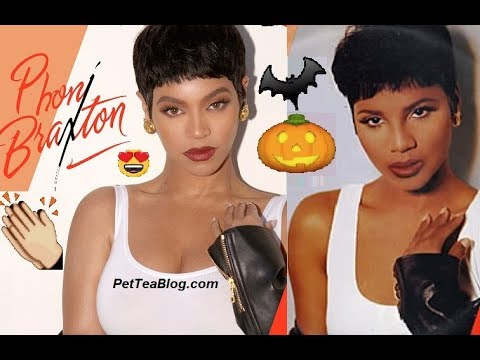 Beyonce Dresses Up as PHONY for Halloween, Toni Braxton Reacts ..