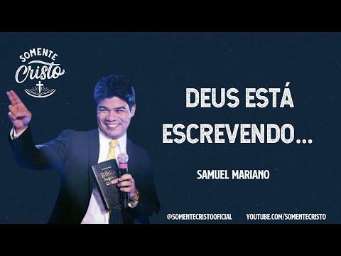 Deus Está Escrevendo || Samuel Mariano Musica Nova