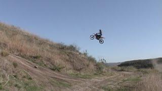 Simi Valley Dirt Bike Jumps
