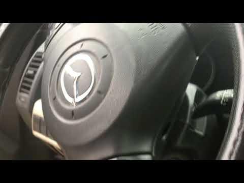 AUTOMOTIVE Locksmith RECREATES Lost-Key to 2010 MAZDA! Trouble-Shoots No-START!