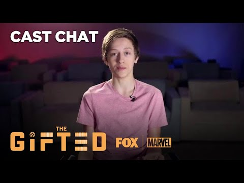 Mutant Case Files: Andy Strucker  Season 1  THE GIFTED