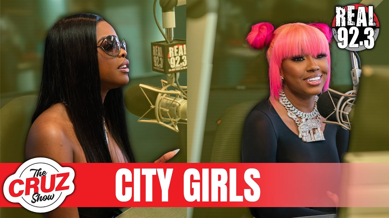 Download City Girls Talk with The Cruz Show