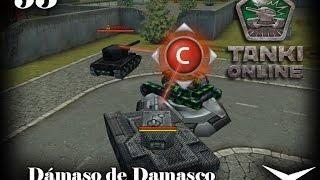 53.Road to M1 (Tanki Online) // Gameplay