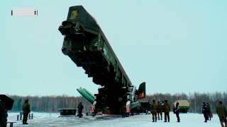 018 Более 100 МБР РС-24 Ярс в РВСН по итогам 2016 г.