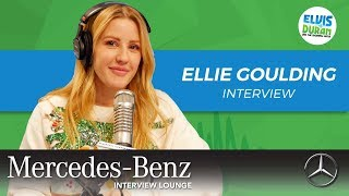 """Ellie Goulding on """"Close To Me"""", and Why She Doesn't Sing About Her Fiance 