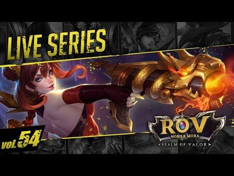 🔴 Live ROV EP:54 เล่นก่อนเดี๋ยวไต่แร้ง
