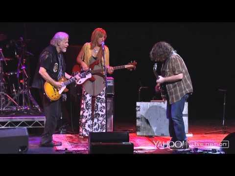I Heart Radio Heavy Blues Contest Winner with Randy Bachman. Nick Knedler