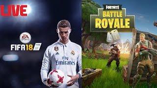FIFA 18 | LA LIGA PACK OPENING + FORTNITE Ründchen 😱🔥