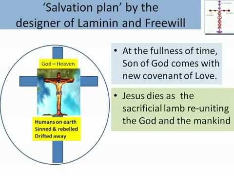 Laminin and the Cross Explained