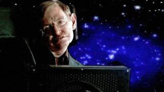 "Stephen Hawking Dismisses God and Calls Heaven a ""Fairy Story"""