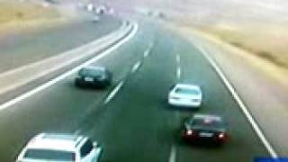 very bad car accident 240 top speed and crashed