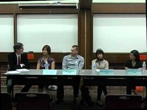 Work in Technology Panel