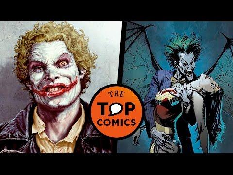 Las diferentes versiones del Joker