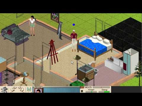 The Original Blueprints for 'The Sims' Reveal Why the Game Always Included Gay Relationships - VICE