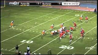 Football- Porterville vs. Buchanan