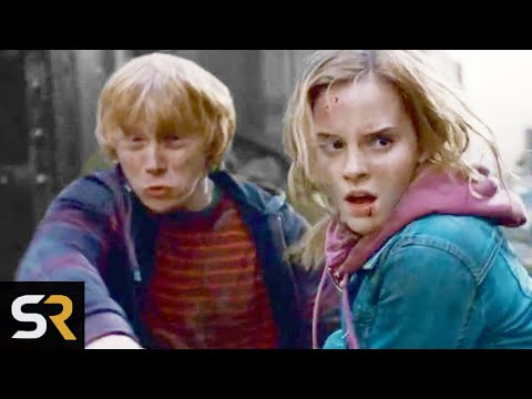 Harry Potter: 10 Times Ron Was Smarter Than Hermione |