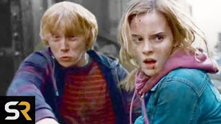 Harry Potter: 10 Times Ron Was Smarter Than Hermione