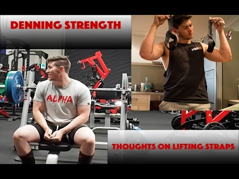 Denning Strength || Thoughts On Lifting Straps