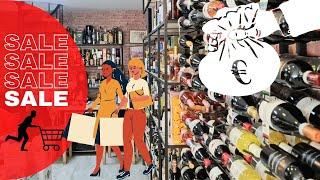 КИПР влог шоппинг в центре Ларнаки магазины одежды и вина Скидки и новые коллекции