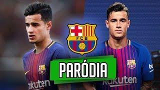 Baixar ♫ COUTINHO É DO BARCELONA !   Paródia Deixa Ela Beijar ( Messi e Suárez ) ‹ RALPH +10 ›