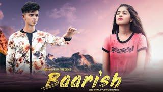Baarish   Ash King & Shashaa Tirupati   Sad Love Story   Maahi Queen   Latest Song 2020