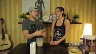Guilt Free Shakes: Chocolate Peanut Butter Protein Shakes