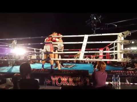 Yokkao 21&22 - Ben vs Chi Wai Ho