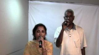 Nee Pathi Naan Pathi sung by Usha and Victor