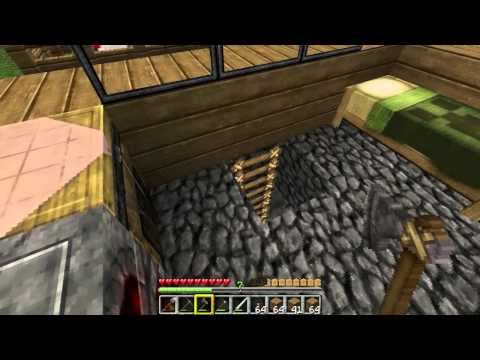 Minecraft - The Experi... : The Furnace Wall - Episode 8