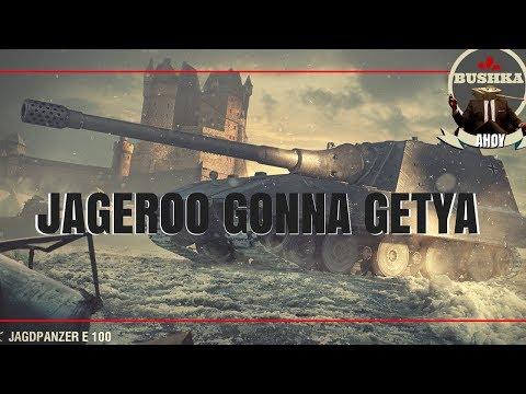 JAGEROOOO JgPzE100 Beast Tank World of Tanks blitz