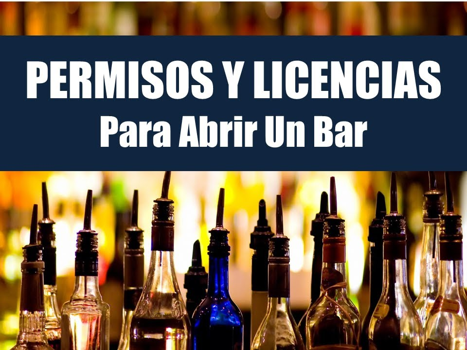 Permisos y licencia para abrir un bar guia facil youtube for Como iniciar un restaurante