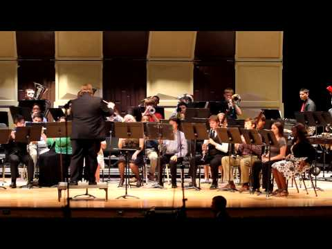 Christmas Around the World by Cy-Creek H.S. Concert Band II