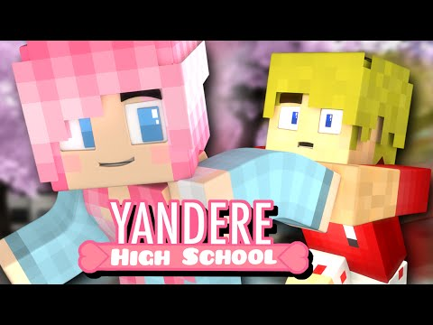 Yandere High School - CRIMINAL ACTIVITY! (Minecraft Roleplay) Ep. 6