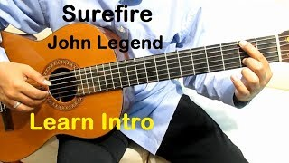 Surefire Guitar Tutorial (Intro) - Guitar Lessons for Beginners