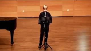 Sonata nº 3 Allegro Moderato - Xavier Lefèvre.
