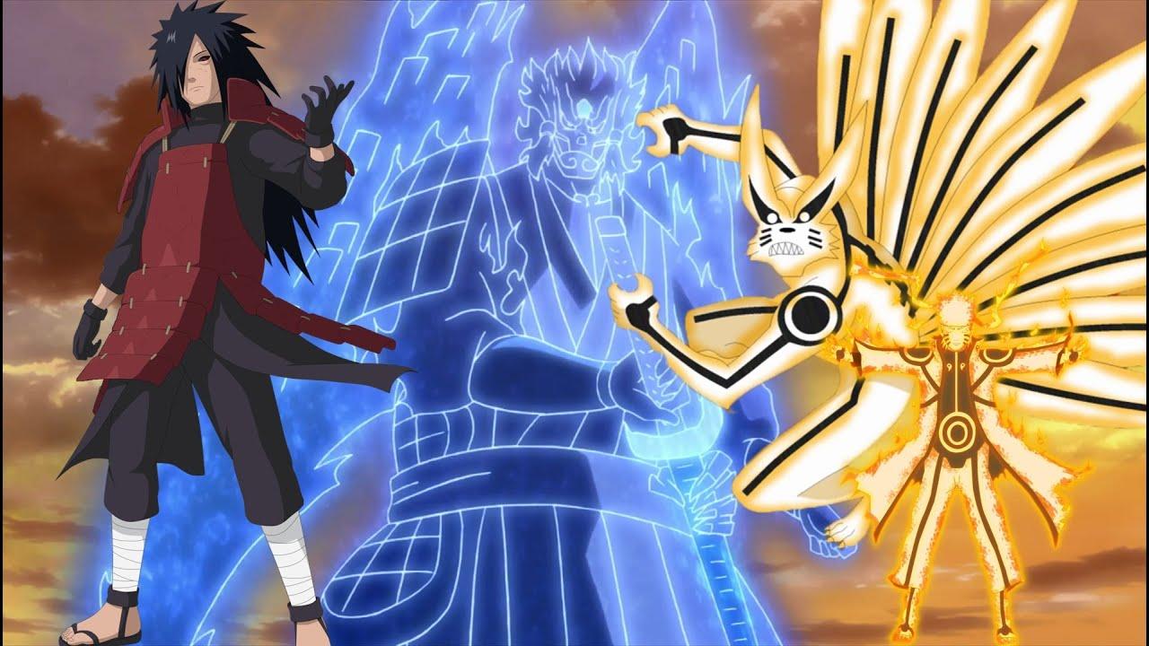 Naruto Shippude... Naruto Shippuden Susanoo Kurama