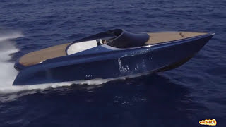 5 современных моторных катеров.Top 5 modern powerboats